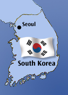 Map_South Korea