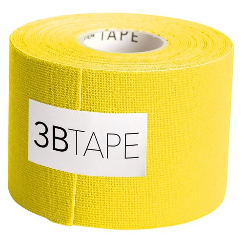 3BTAPE per chinesiologia, giallo, 1012803, Taping