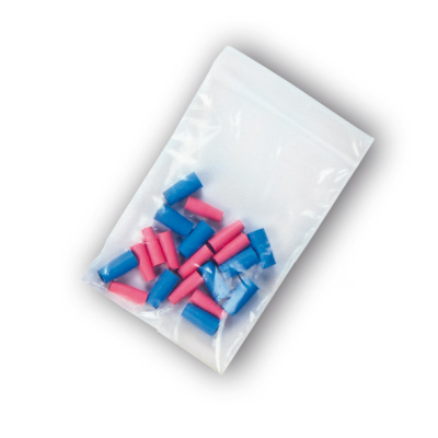 Set di 10 paia di tappi di protezione in gomma - 1012528 - W11734 - Kit di Scienze Ambientali ...