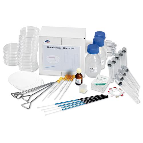 Starter kit batteriologico, 1019628 [W199381], Microbiologia