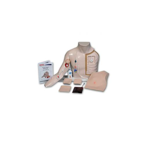 Chester Chest™ con nuovo braccio avanzato, 1009801 [W46507/1], Advanced Trauma Life Support (ATLS)