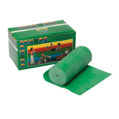 Banda elastica - 5,5 m - dispenser - verde/media, 1009110 [W58507], Nastri