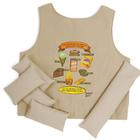 W43056: Fat Vest, Extra Small Size