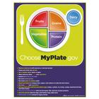 Tovaglietta MyPlate con suggerimenti sui gruppi alimentari, 1018321 [W44791TP], Obesity e Eating Disorders Education